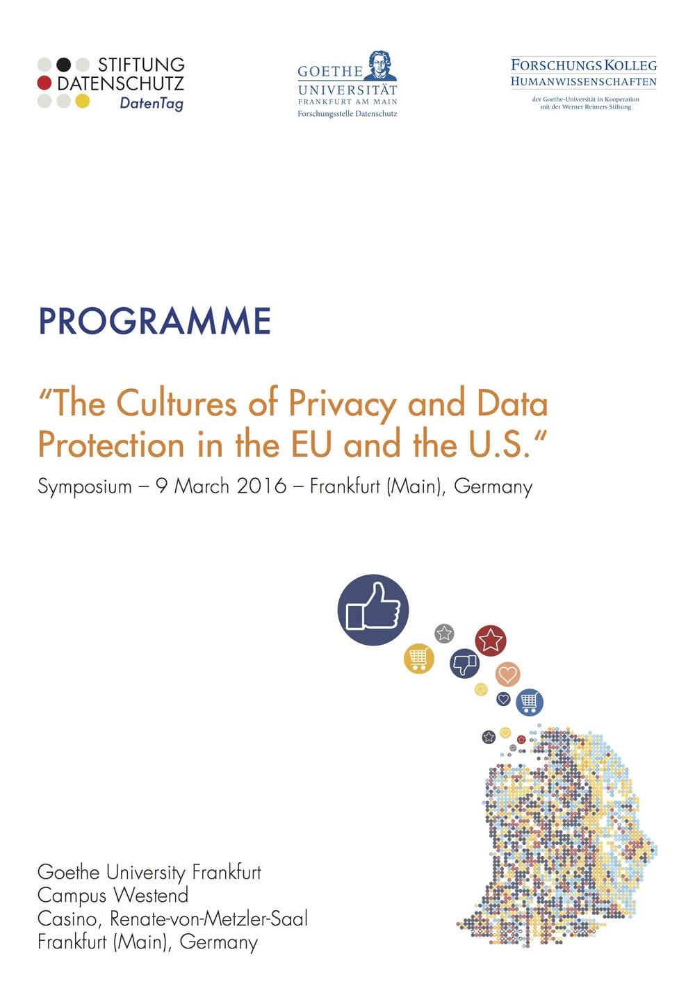 Drucksachen Stiftung Datenschutz