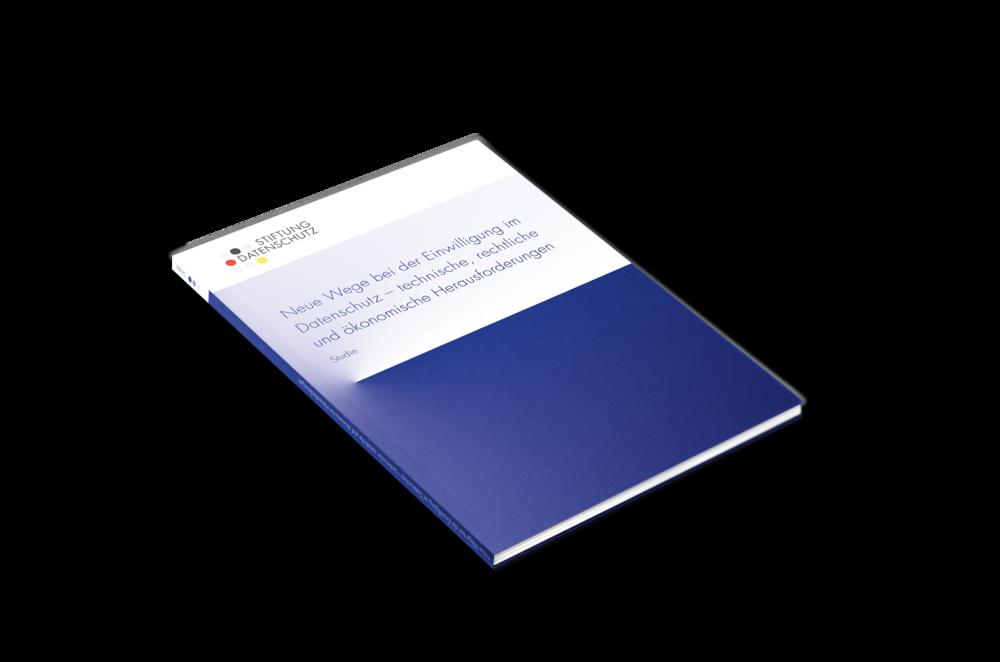 GRAFIK / DESIGN Studie PIMS | Stiftung Datenschutz