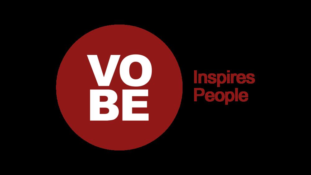 GRFAIK / DESIGN Redesign Logo |VOBE Inspires People
