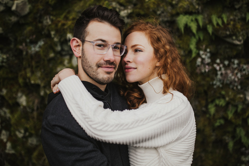 Anniversary Photos at the Columbia Gorge, OR