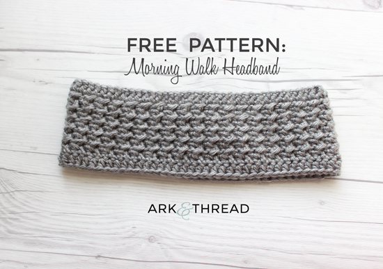 A+T // Morning Walk Headband