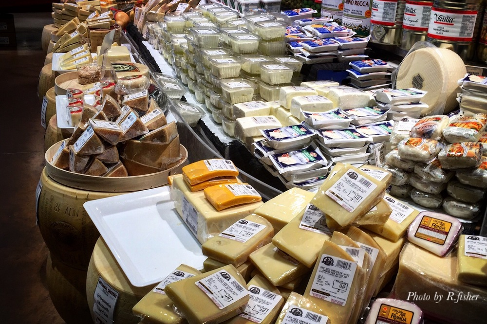 """North Shore Farms is one of my favorites for finding that special cheese"""