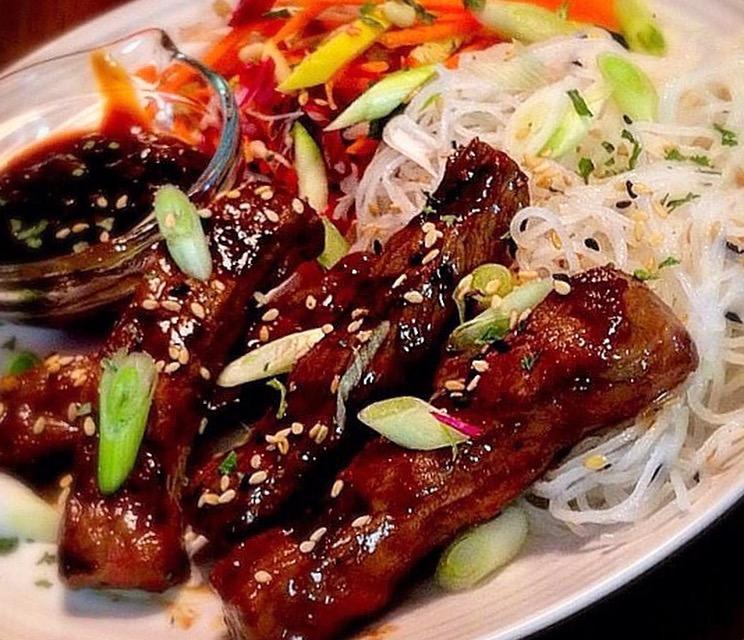 """""""Korean Beef Bulgogi"""""""