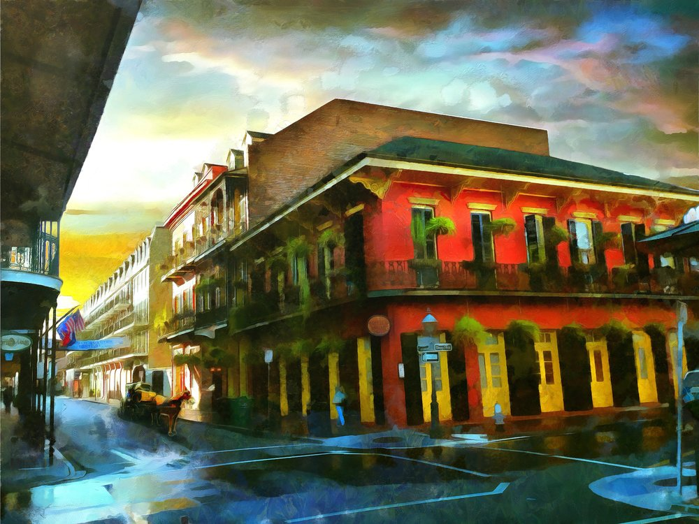 """Easy like a NOLA morning"" by R.Fisher"