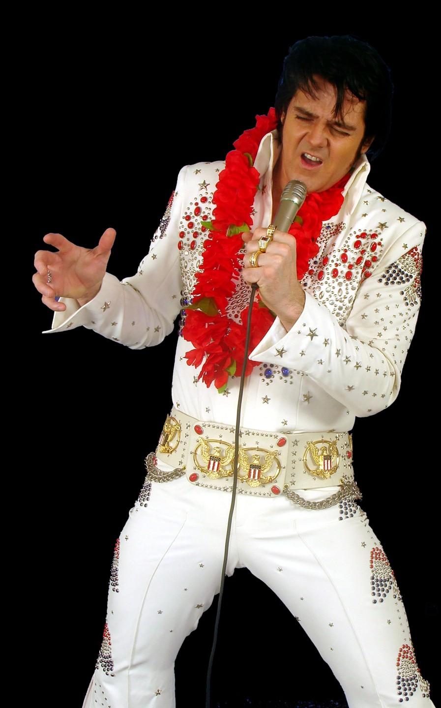 Best Elvis Impersonator Ever Elvis Presley T...