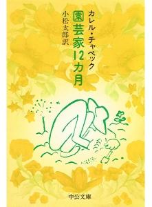 三村さんが所有の旧版表紙。イラストはカレルの兄ヨゼフ・チャペック。本文中にも挿絵多数。