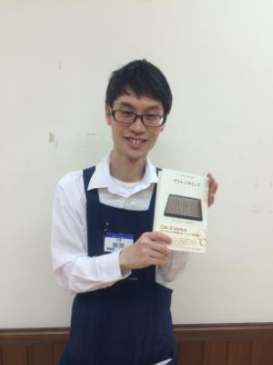 MARUZEN&ジュンク堂書店渋谷店 文芸書担当勝間準さん