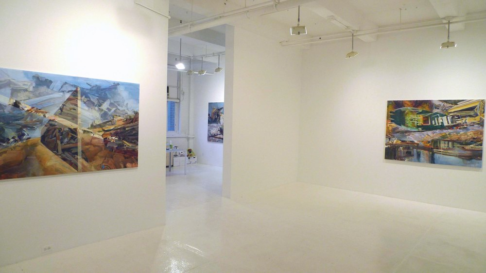 Blood from a Stone , Virgil Gallery, New York (USA) 2011