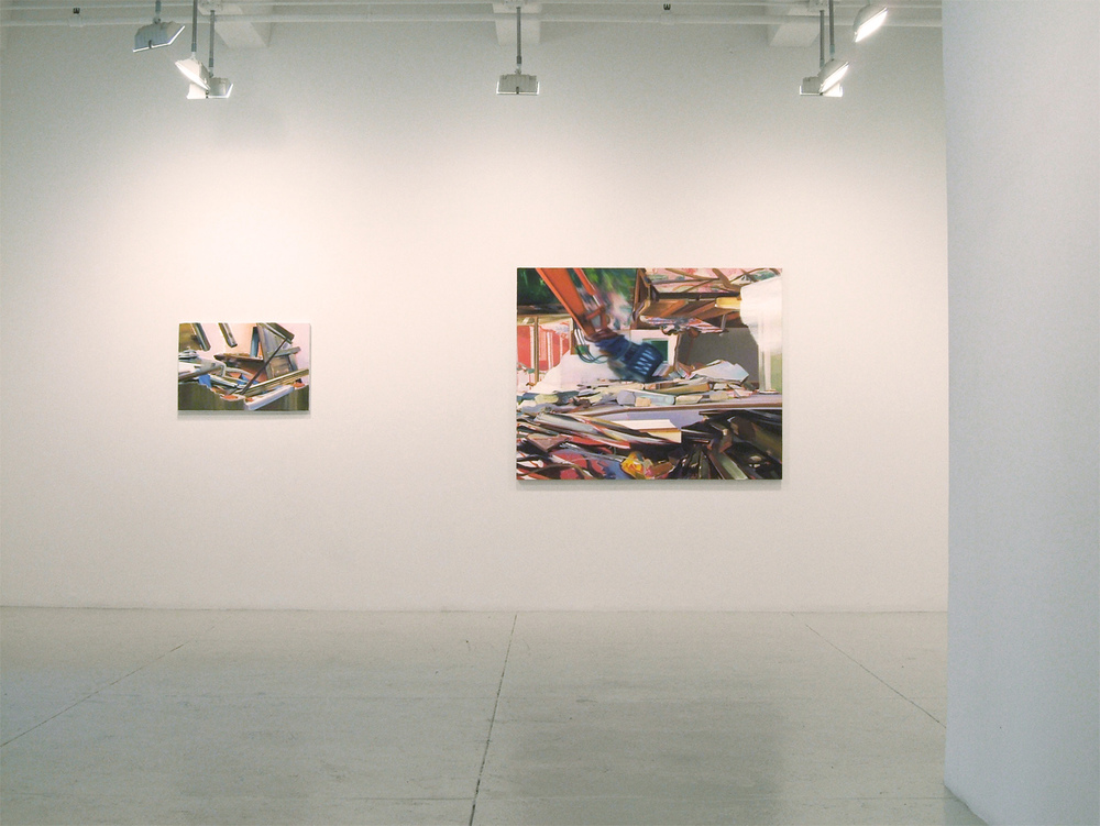 Zimbabwe Today  , Virgil Gallery, New York 2007