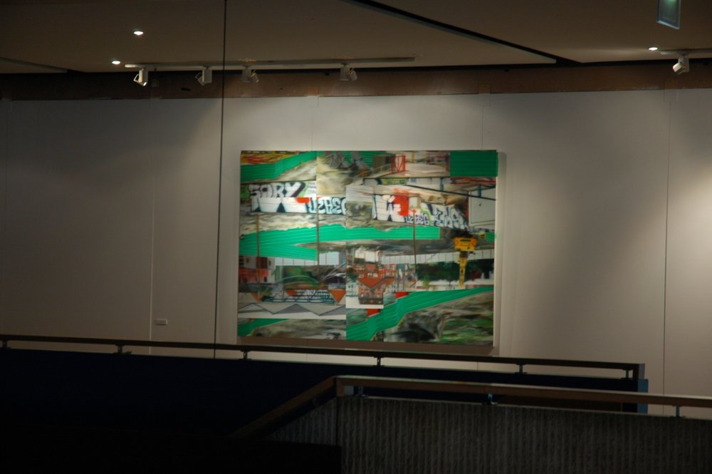 Duncan Wylie,  Maison des Arts de Créteil (FR), 2005