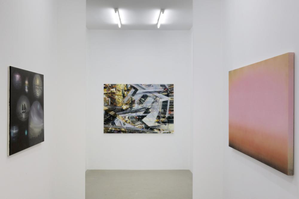 Tragique du Paysage , Eric Mircher Gallery, Paris 2012