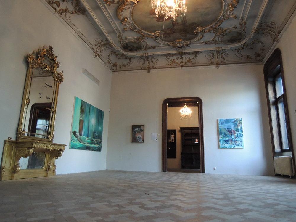 La Belle Peinture 2 , Bratislava (SK), Pisztory Palace.Curators : Eva Hober and Ivan Jançar