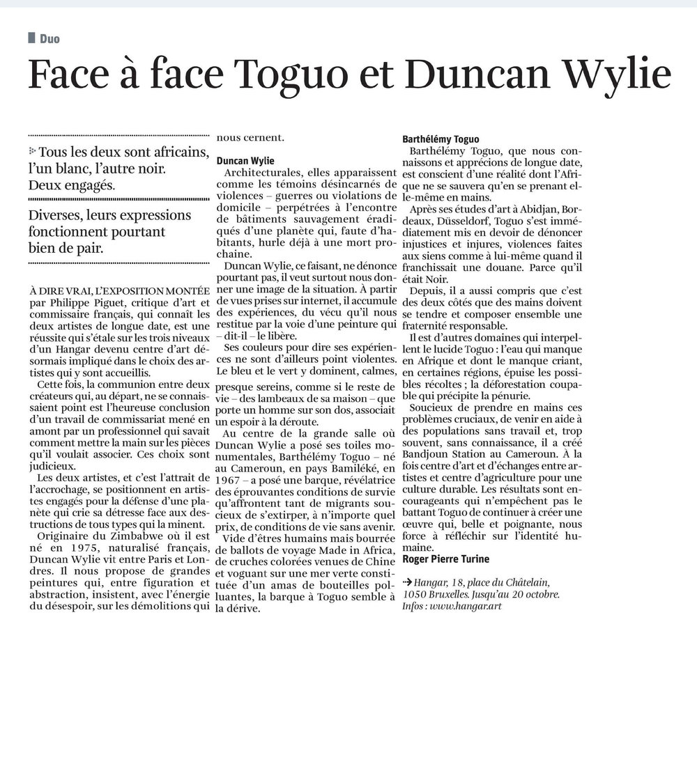 2018.09.19-Arts+Libre+(La+Libre+Belgique)-Face+à+face+Toguo+et+Duncan+Wylie-1.jpg