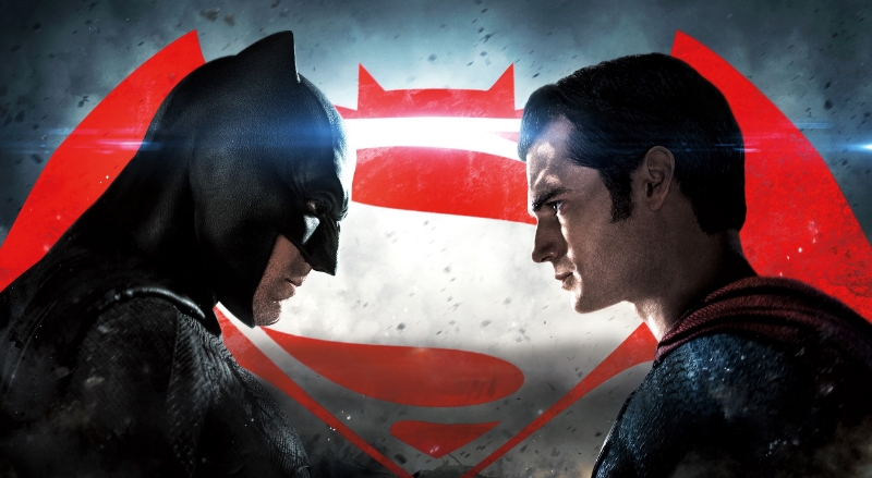 Kuva: Batman v Superman official promo images