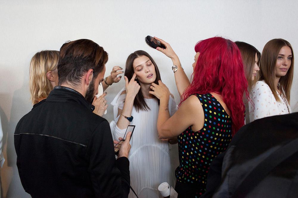 Life of a Chloé Dress for New York Magazine