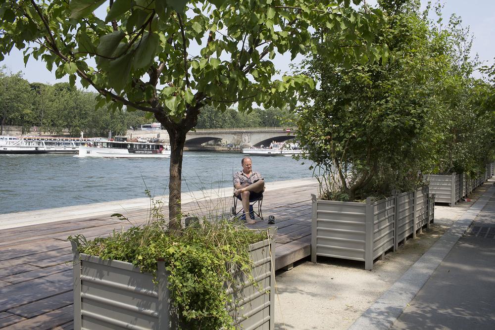 Berges de Seine, Paris