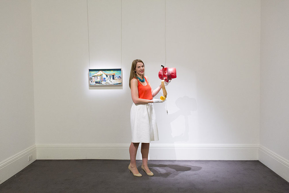 Curator Hannah O'Leary for The New York Times
