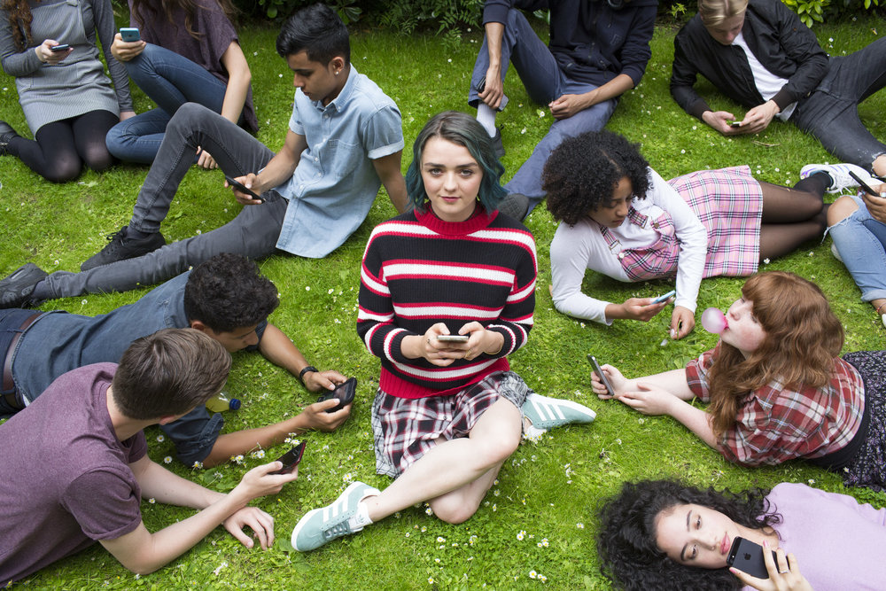 Maisie Williams for People Magazine