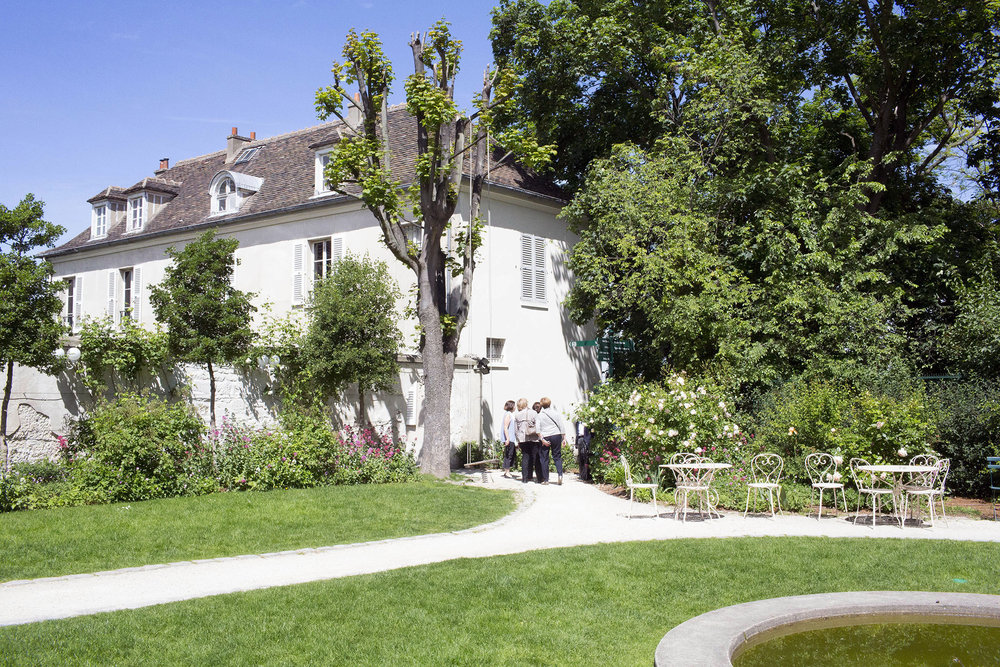 Musée de Montmartre for Expert Journeys