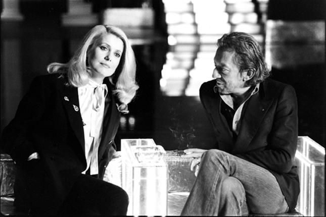 Catherine Deneuve & Serge Gainsbourg