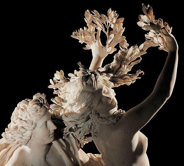 Bernini's Apollo and Daphne - Rome