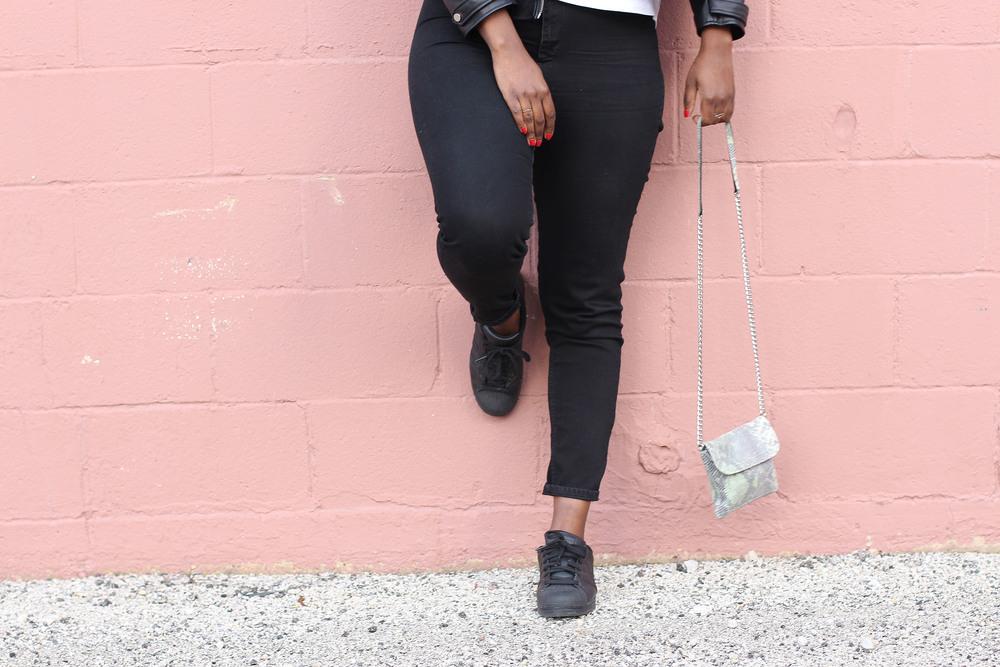 Jacket Asos T-Shirt Gap Outlet Jeans H&M Shoes Adidas