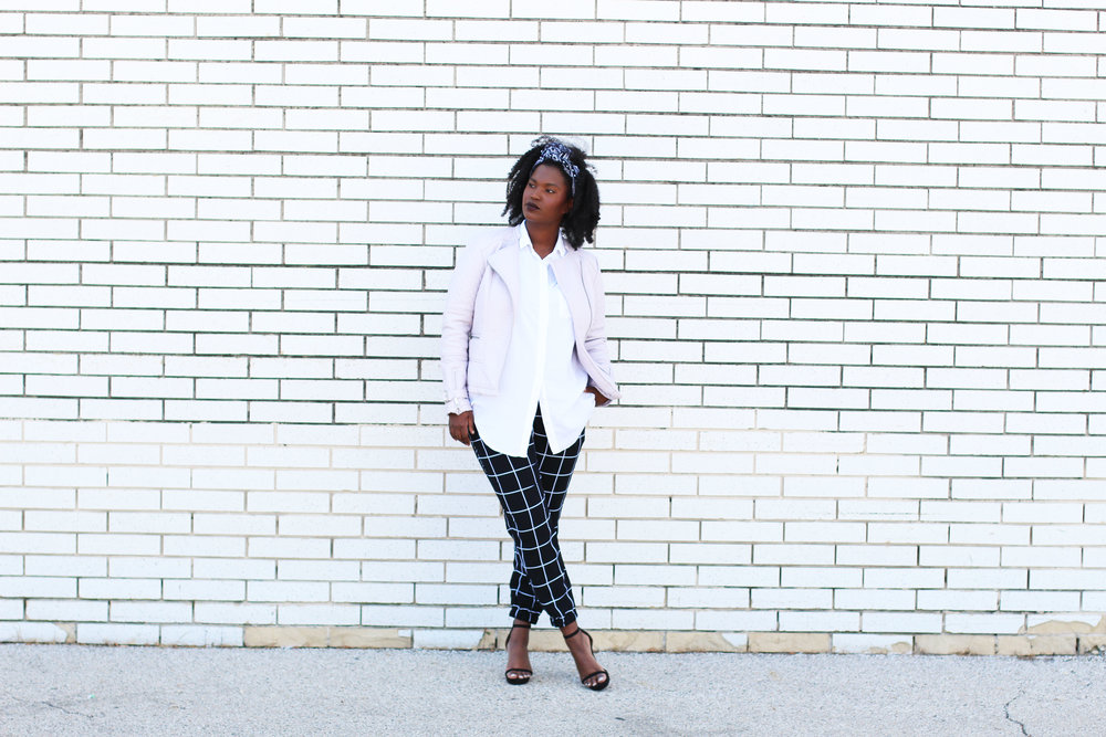 Jacket| Asos - Shirt/Shoes| H&M - Pants: Thrifted