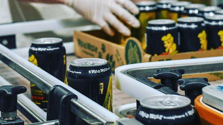 Wild Wolf Brewery 1