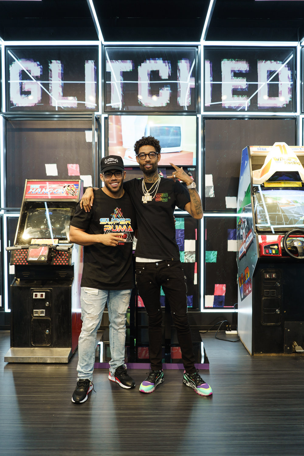 DJ Dame Williams & PnB Rock