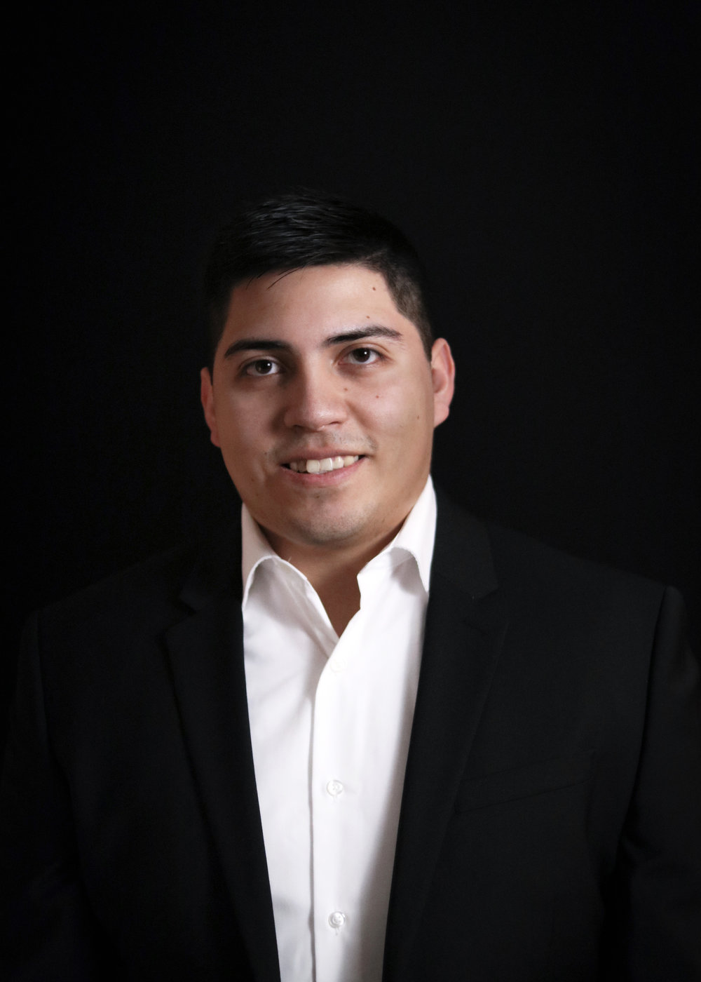 Isaias Sanchez - Bilingual Event Assistant