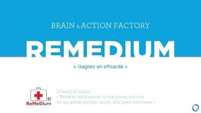Brain & Action Factory : consultez nos champs d'application et nos compétences sur la page d'accueil d'Orthodromie