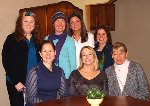 Founding members of Peninsula Homecare cooperative