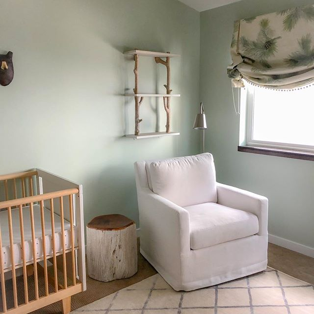 So this install happened last week for a very lucky little lady 🍼EDIT: a client baby, not a Pincus baby!