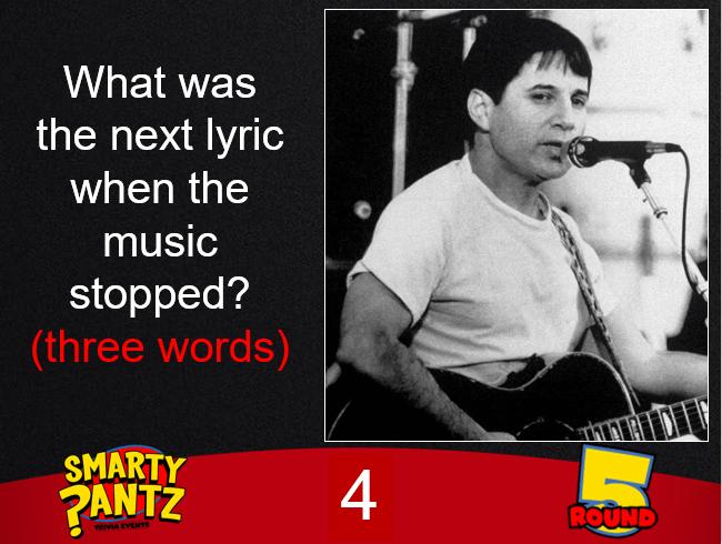 Smarty Pantz Question