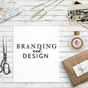 becky hoschek branding design