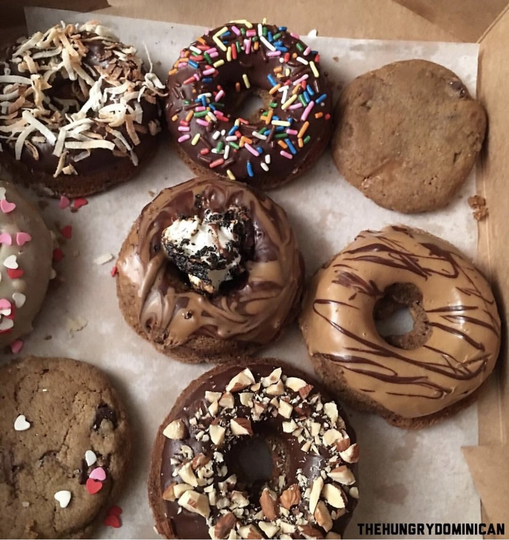 The Vegan Donut Cookies that really started it all.