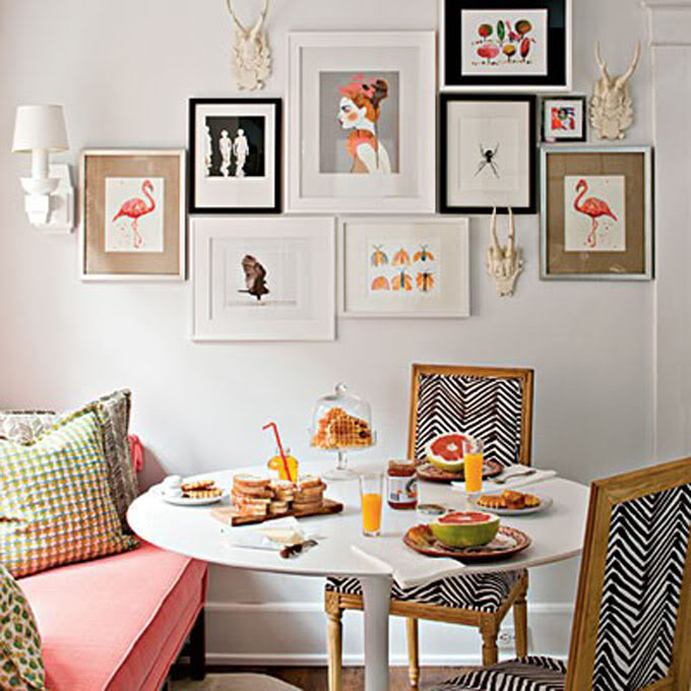 breakfast nook, decorating blog, interior design minneapolis