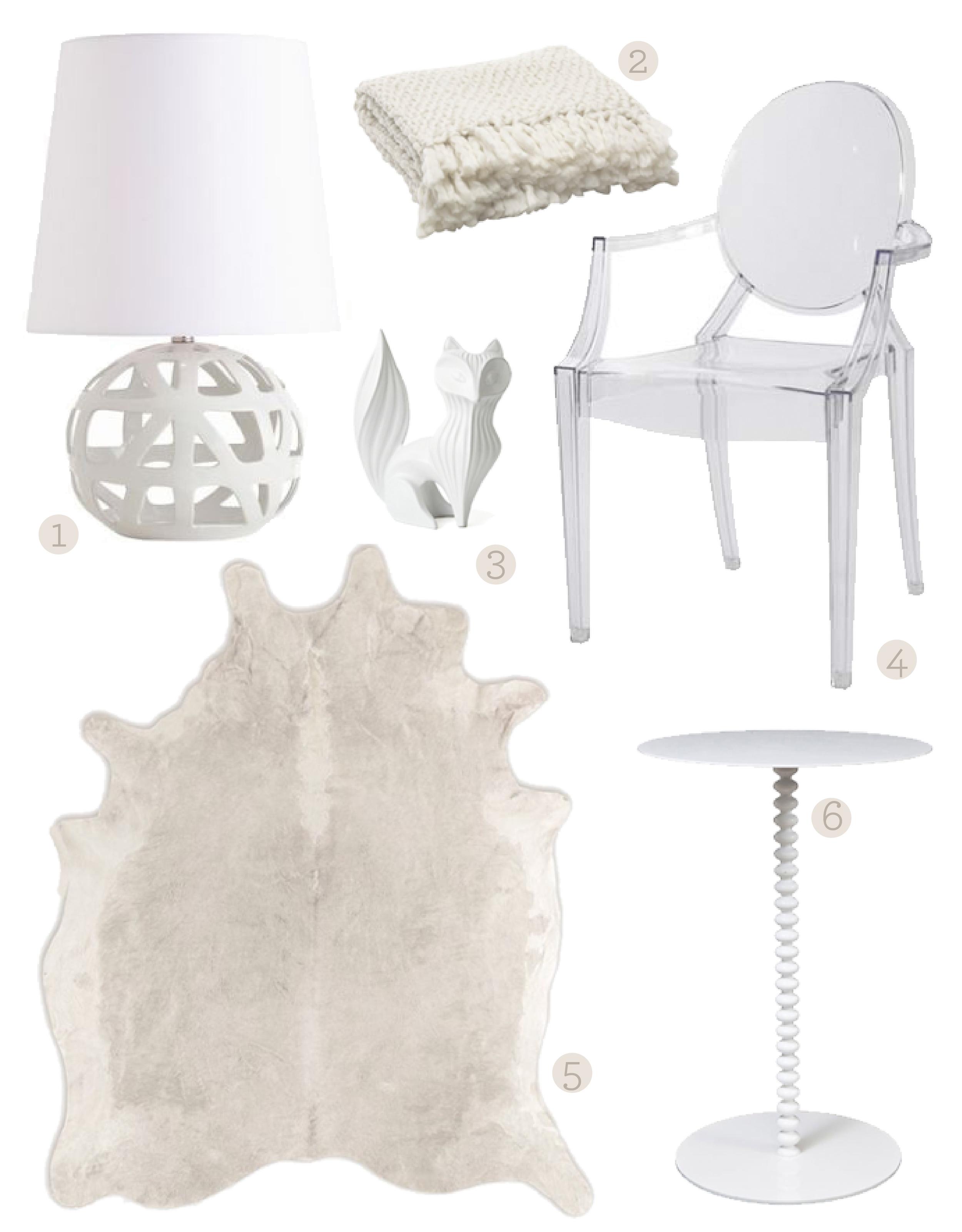 white interior design, best blog 2012