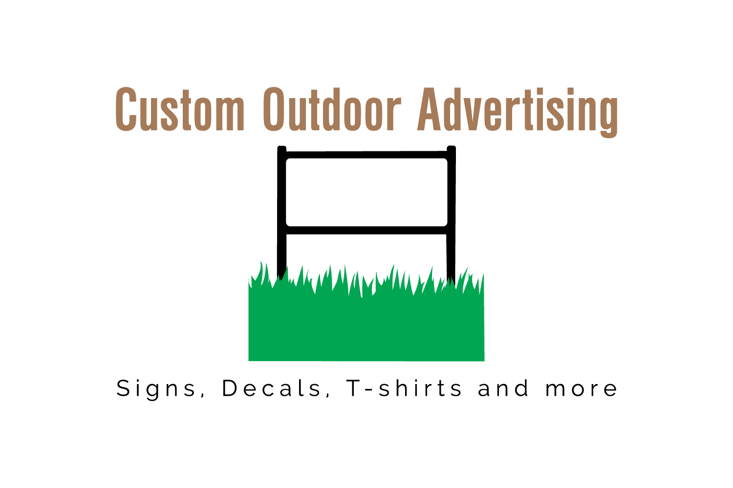 Custom Outdoor Advertizing