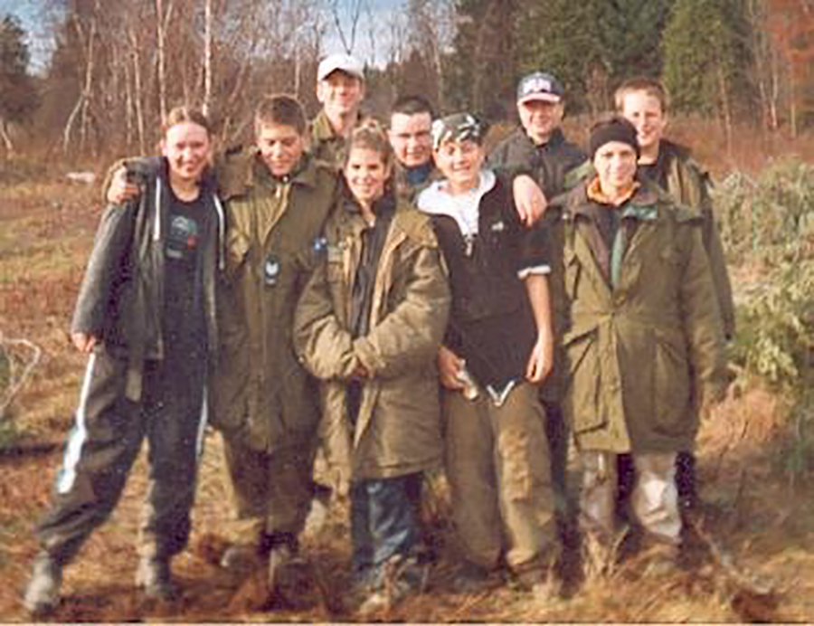 May 2001: FTX weekend