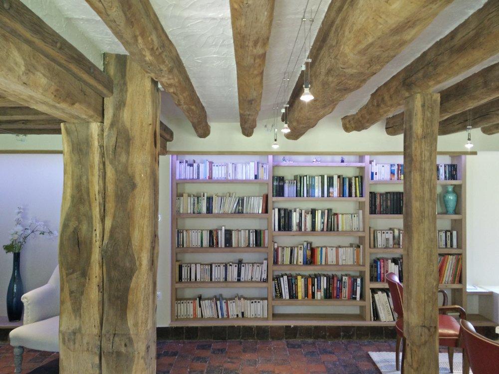 La Barbotière - Bibliothèque