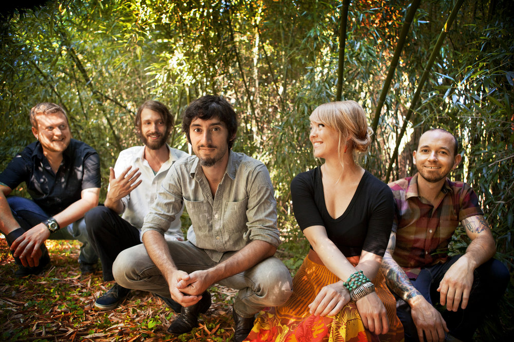 Q&A: MURDER BY DEATH'S ADAM TURLA