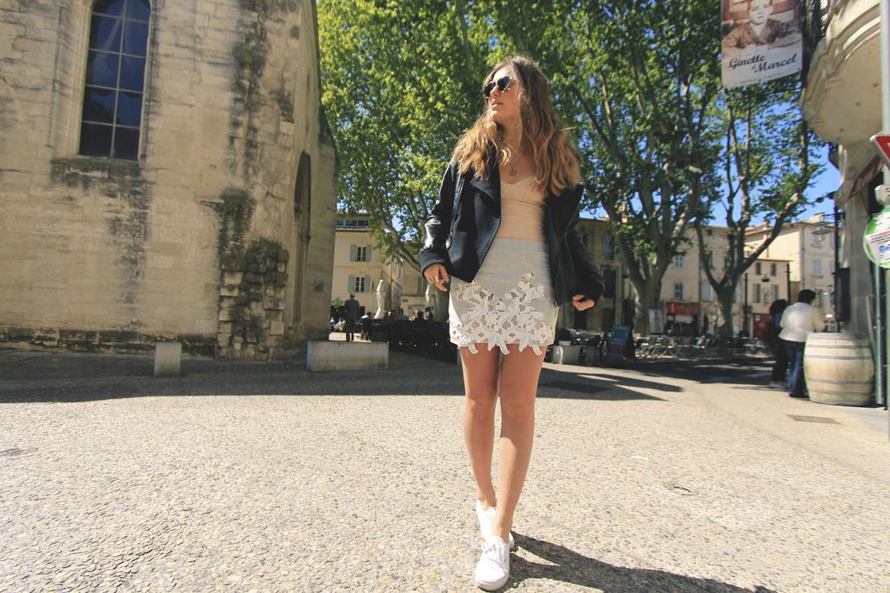france street style avignon fashion zara aritzia vans