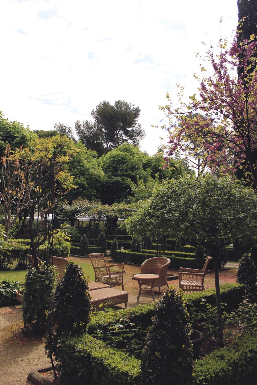 garden france aix en provence