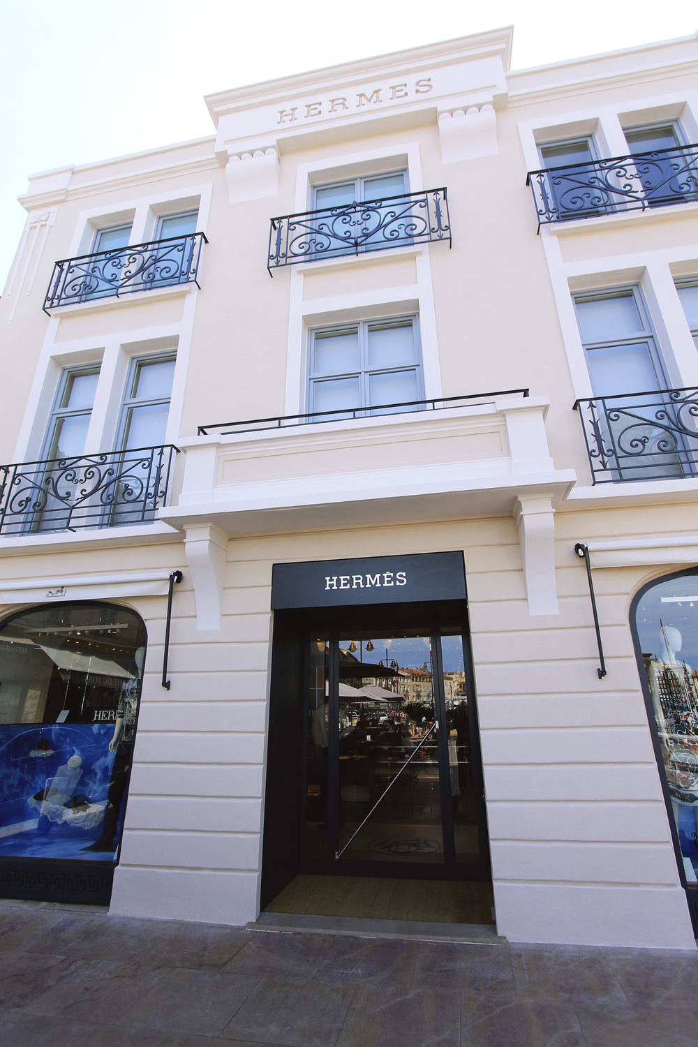 hermes boutique store st tropez france