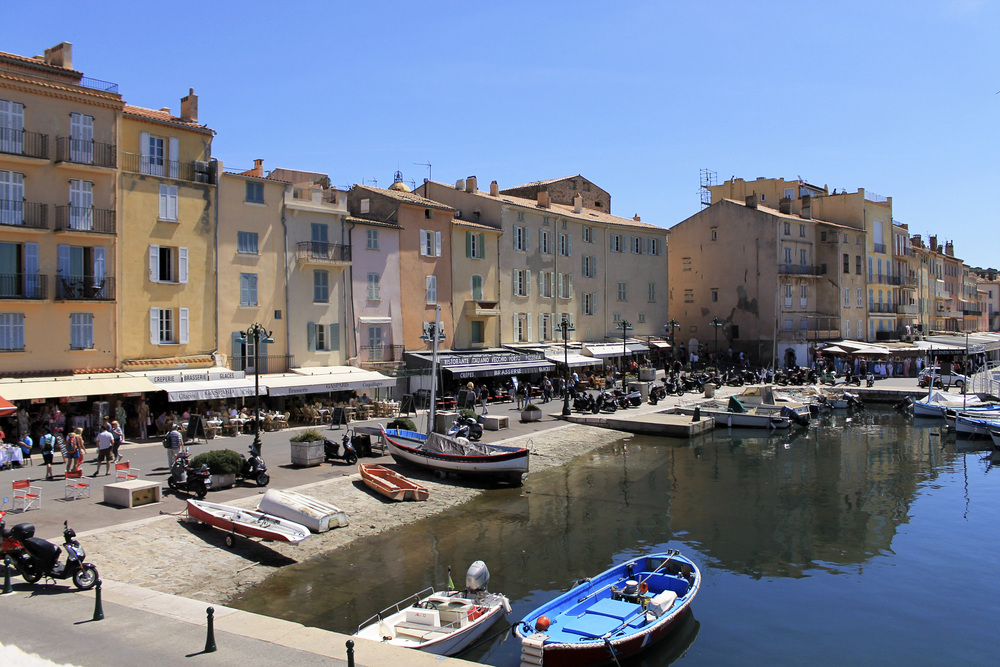 st tropez boats france spring