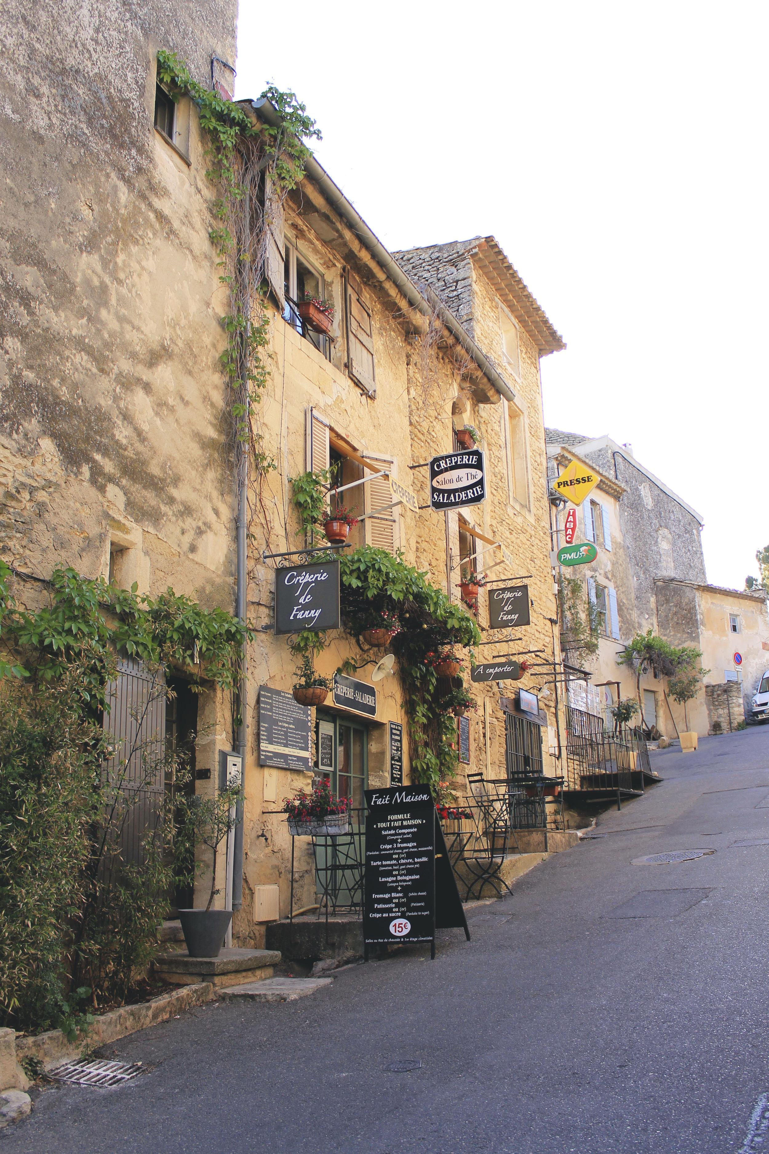 Avignon And Canyon Du Verdon Good As Gold