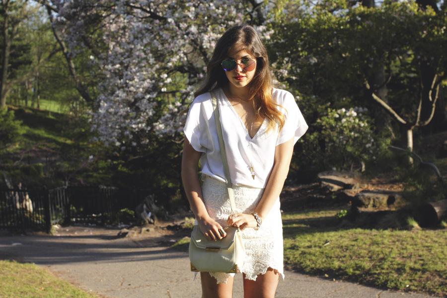 white on white spring toronto style forever 21 zara