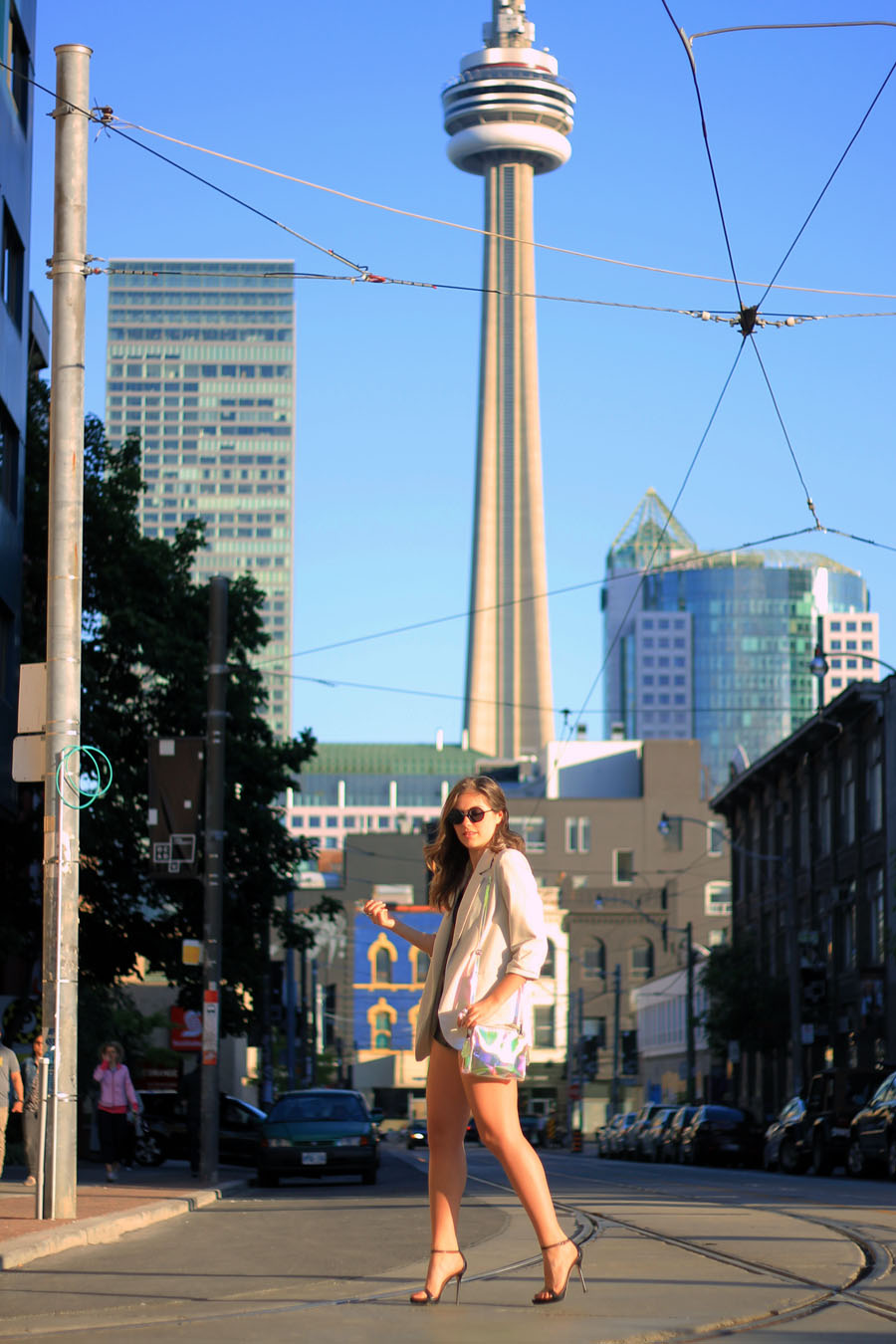 outfit street style canada