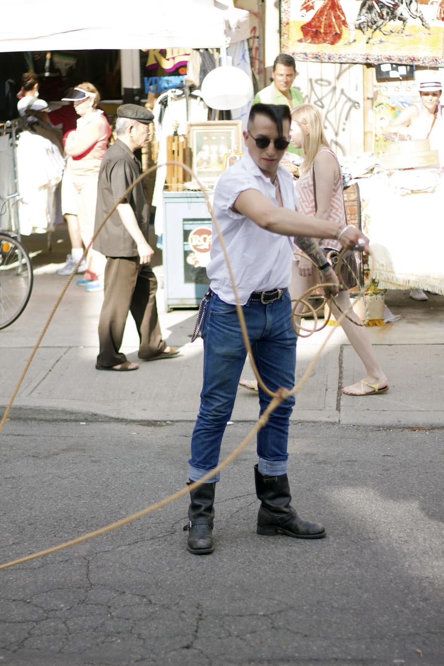 lasso whip rope toronto market
